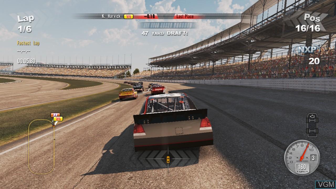 NASCAR 2011 - The Game