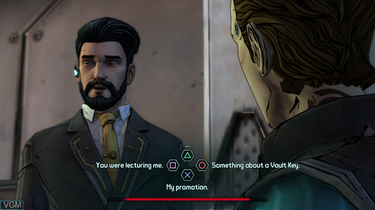 Tales from the Borderlands - A Telltale Game Series