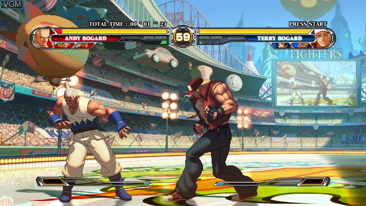 King of Fighters XII, The