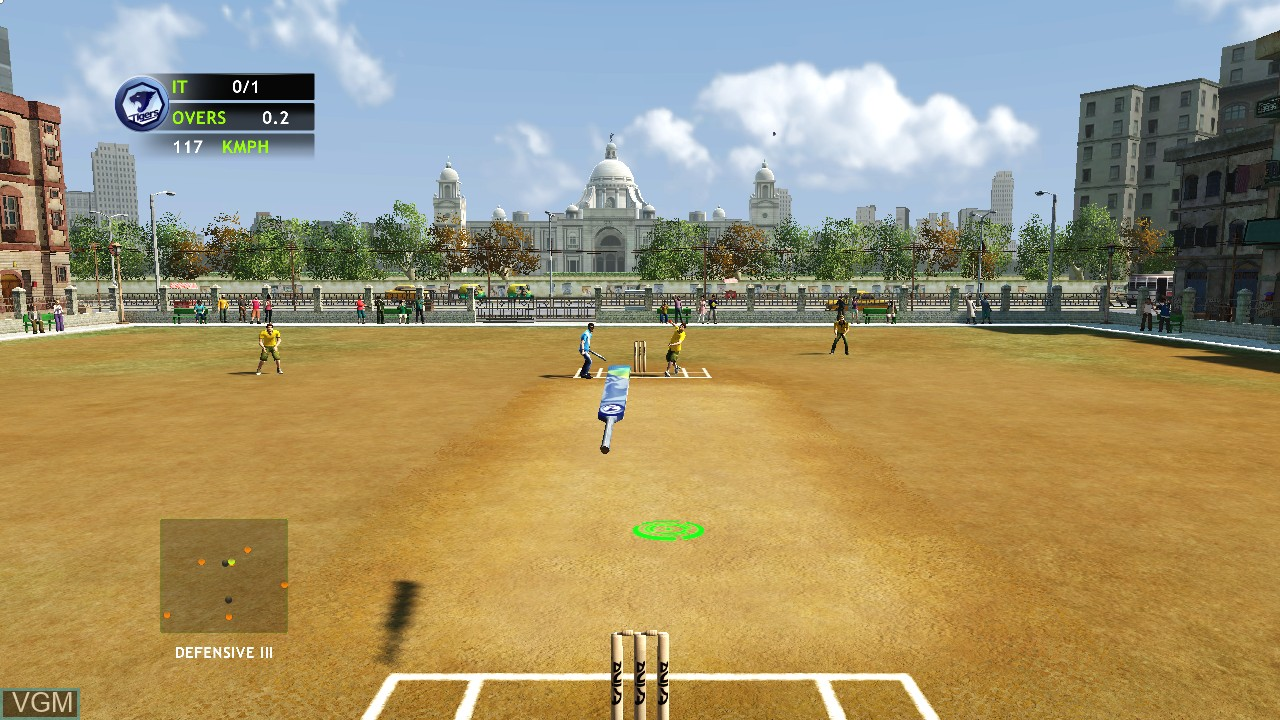 Move Street Cricket