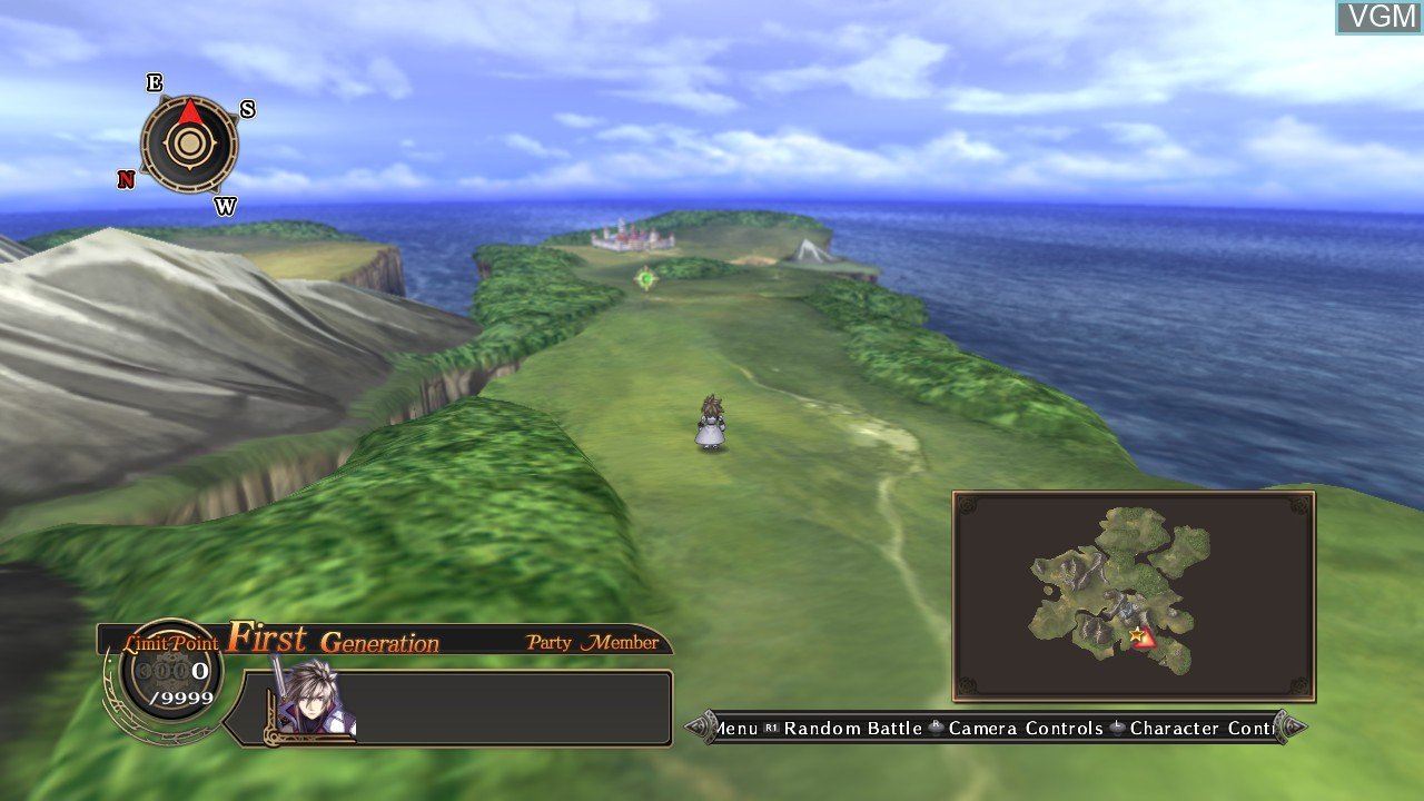 Record of Agarest War 2