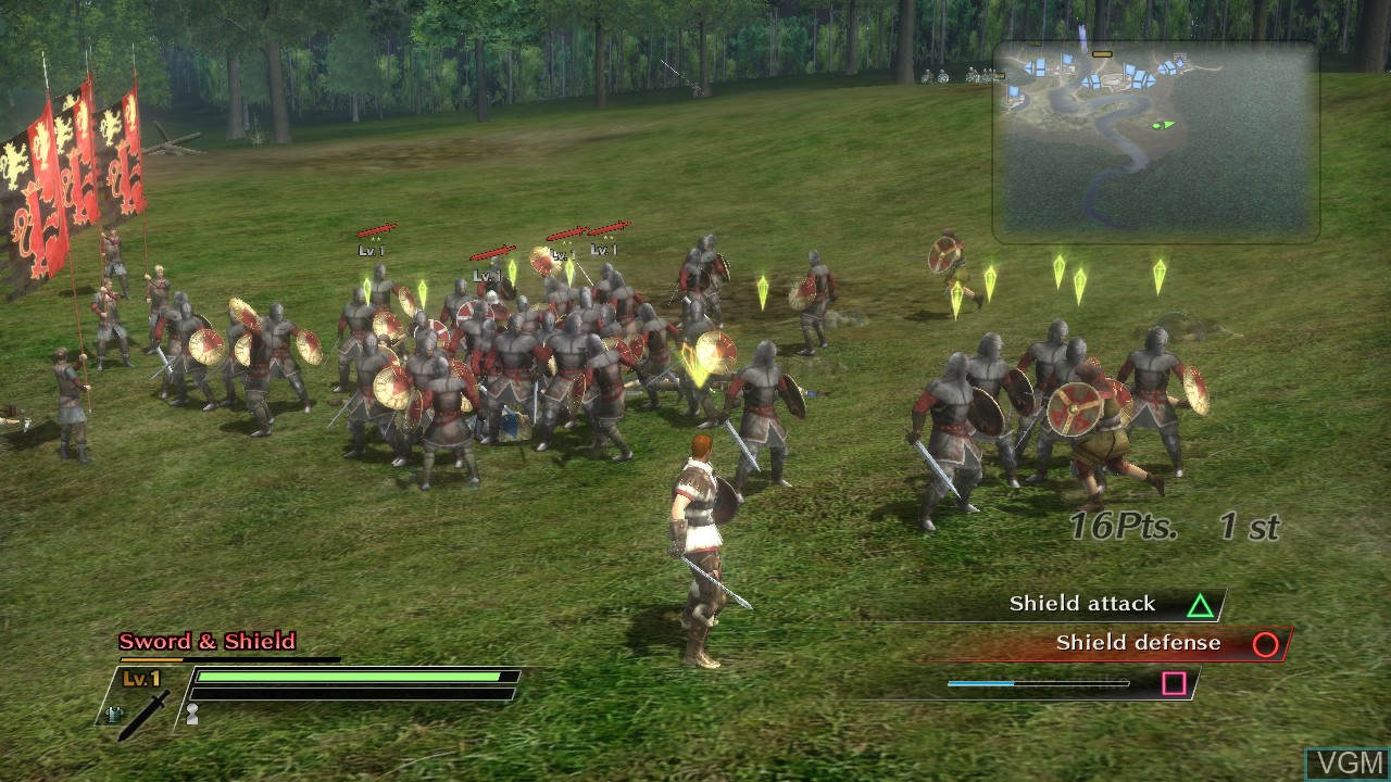 Bladestorm - The Hundred Years' War