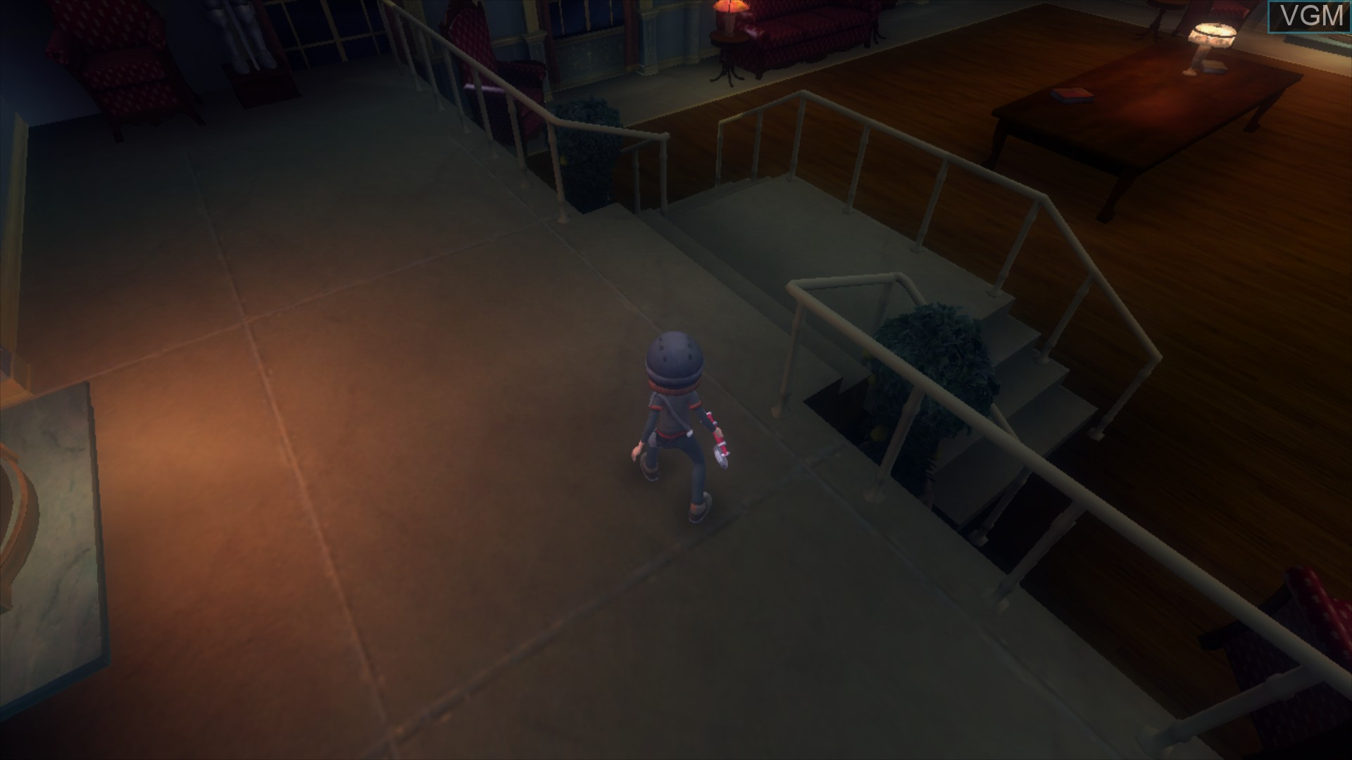 In-game screen of the game Bolt on Sony Playstation 3