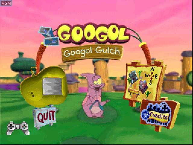 Secret of Googol 8, The - Googol Gulch - General Store
