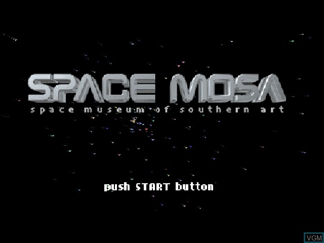 Southern All Stars - Space MOS...
