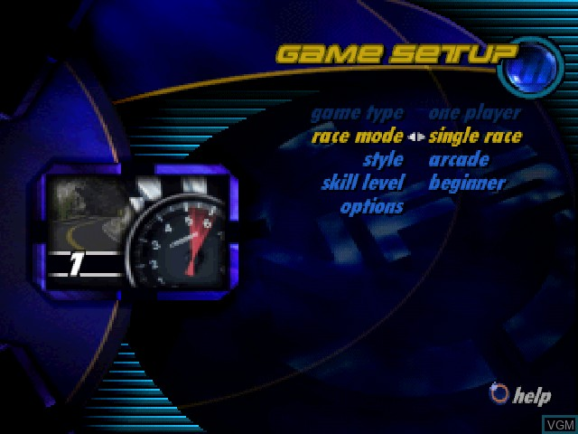 Need For Speed Iii Hot Pursuit For Sony Playstation The Video