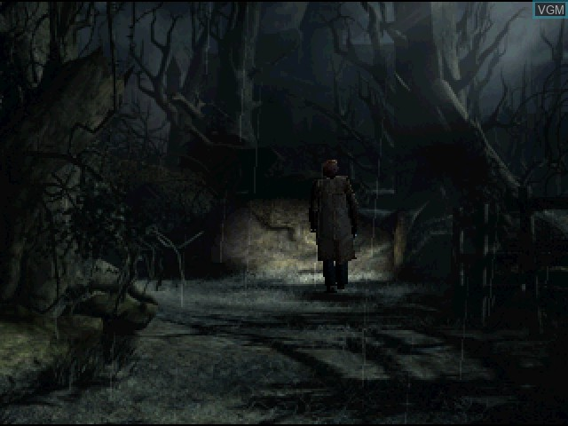 Alone In The Dark The New Nightmare For Sony Playstation The