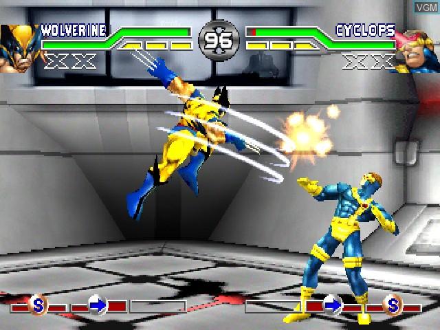 X-Men - Mutant Academy