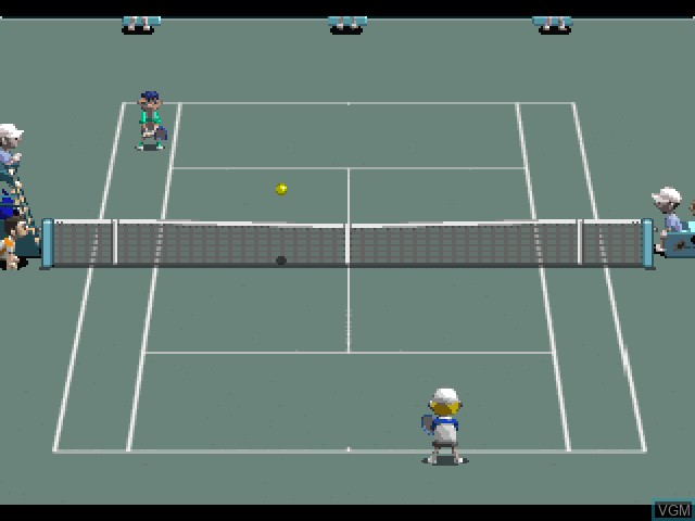 All Star Tennis 2000
