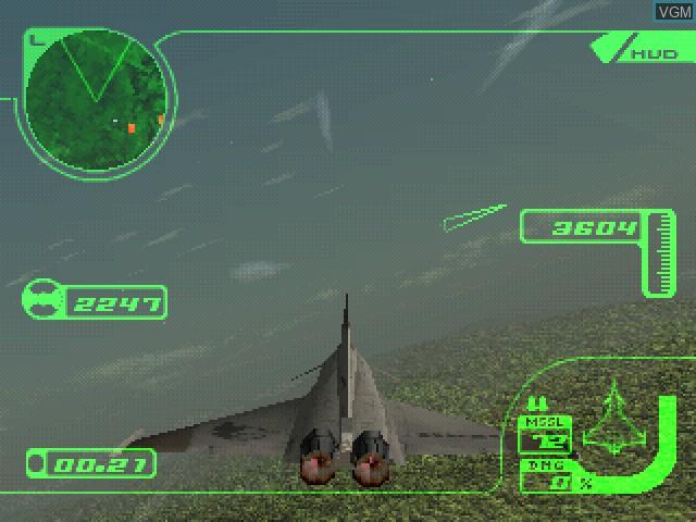 Ace Combat 3 - Electrosphere