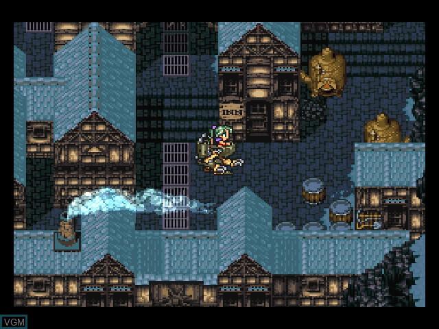Final Fantasy Anthology - Final Fantasy VI