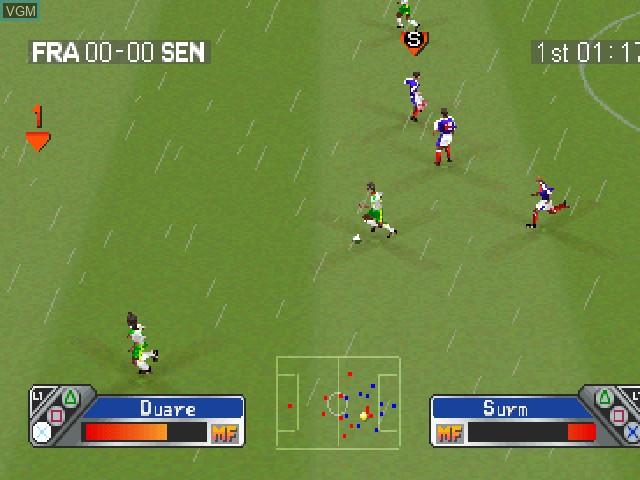 Bakuretsu Soccer