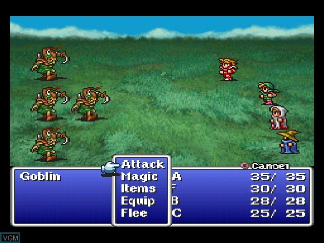 Final Fantasy I+II Premium Package