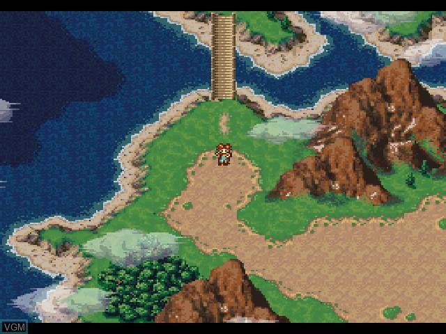 Final Fantasy Chronicles - Chrono Trigger