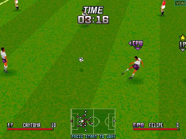 Adidas Power Soccer International '97