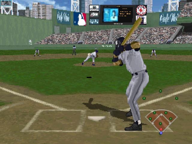 All-Star Baseball 97 featuring Frank Thomas