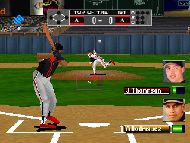 Jikkyou American Baseball 2
