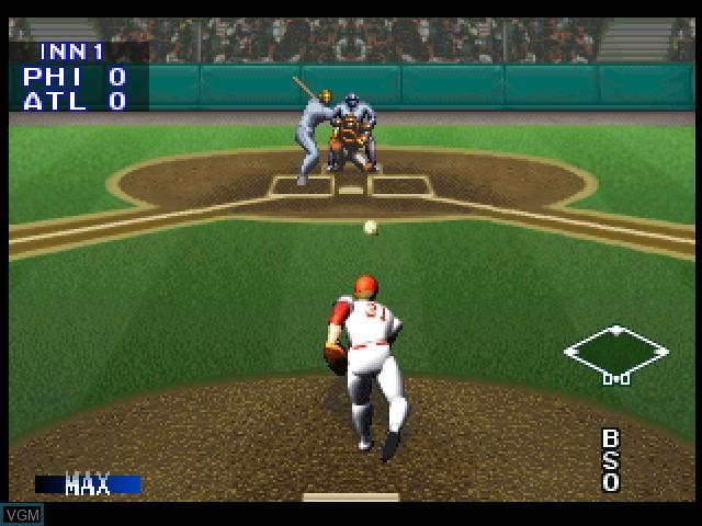 Moero!! Pro Yakyuu '95 - Double Header
