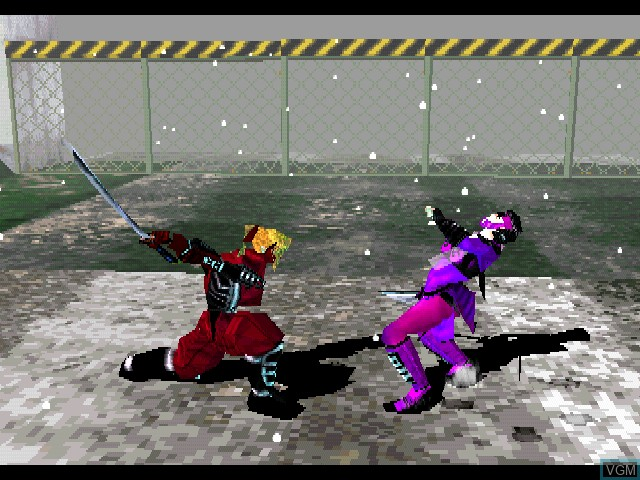 Bushido Blade For Sony Playstation The Video Games Museum
