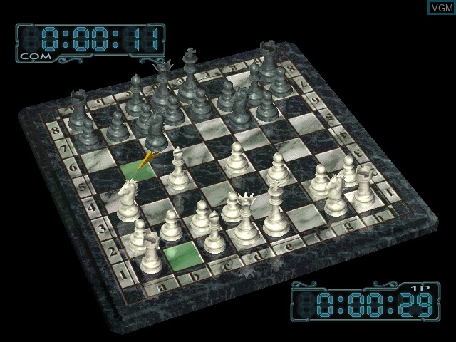 SuperLite Gold Series - Minna no Chess