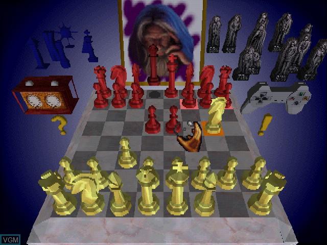 Chessmaster 3-D, The