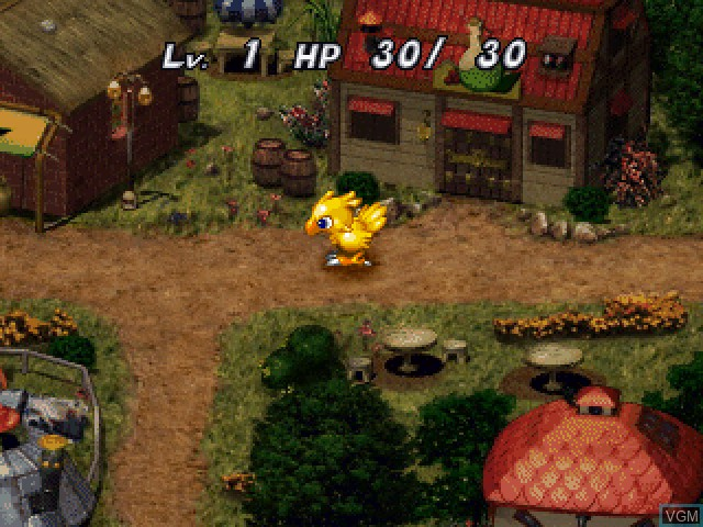 Chocobo no Fushigi na Dungeon