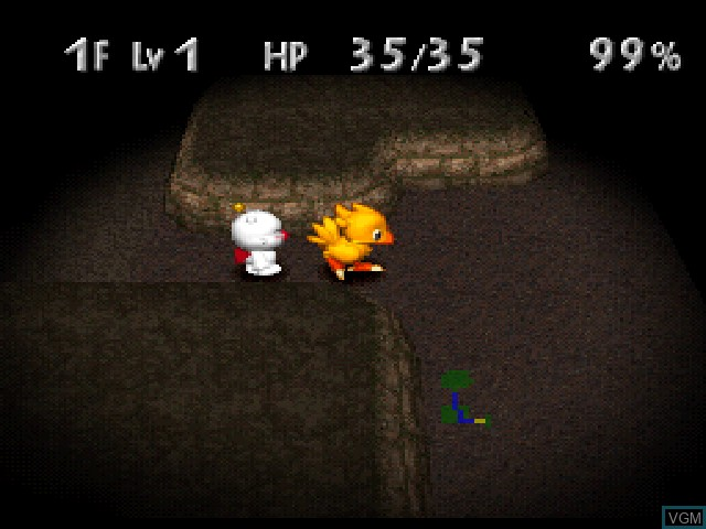 Chocobo no Fushigi na Dungeon 2