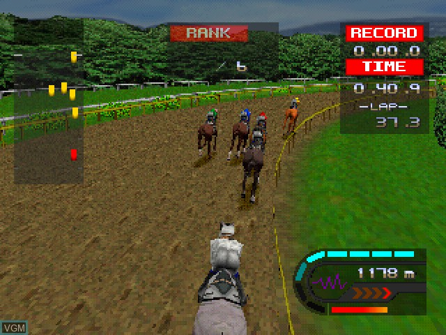 Derby Jockey 2001