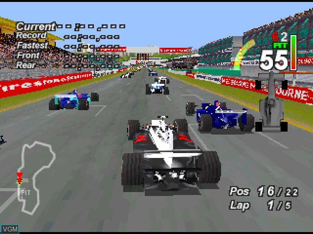 F1 World Grand Prix - 1999 Season