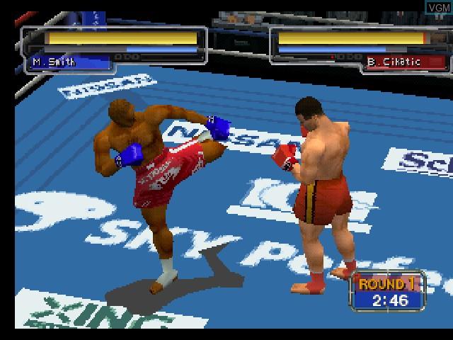 Fighting Illusion - K-1 Grand Prix '98