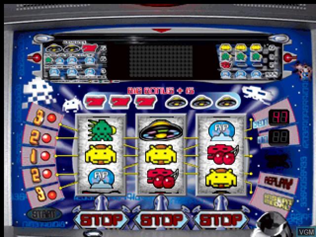 Hissatsu Pachi-Slot Station 5