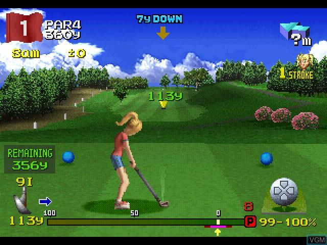 Minna no Golf 2