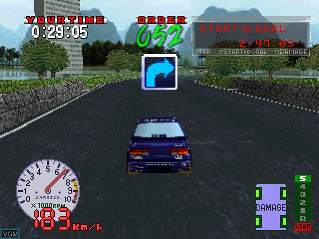 Hyper-Rally