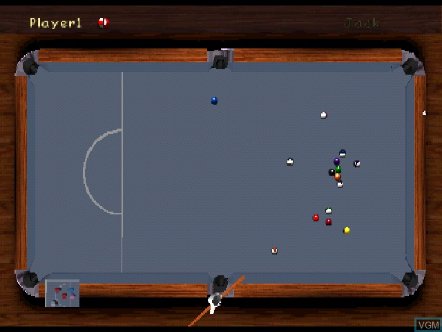 Jimmy White's 2 - Cueball