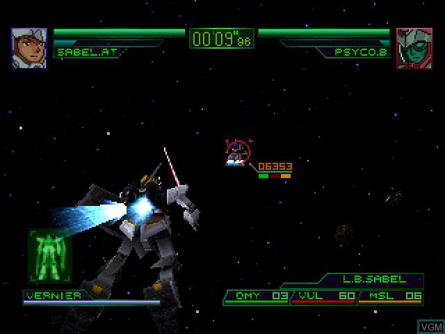 Kidou Senshi Gundam - Gyakushuu no Char