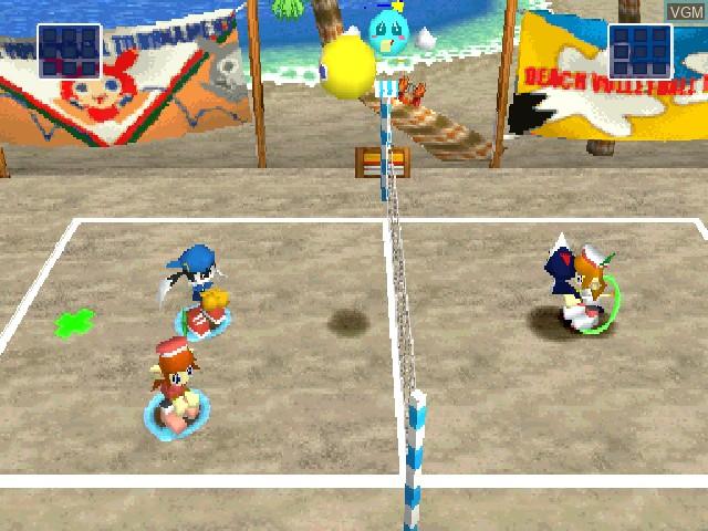 Klonoa - Beach Volleyball