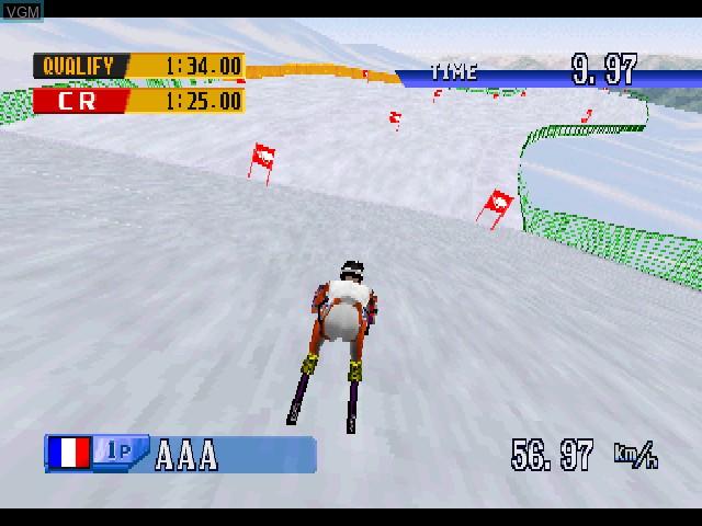 Hyper Olympic in Nagano