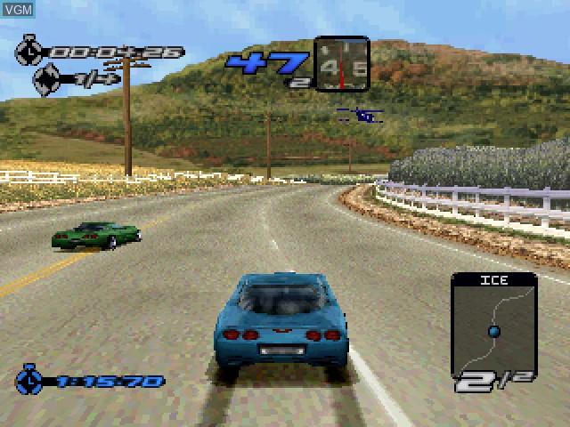Over Drivin' III - Hot Pursuit