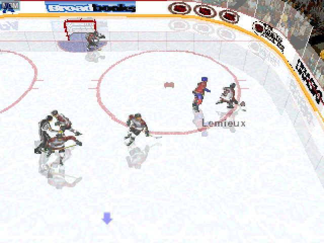 NHL Face Off '97