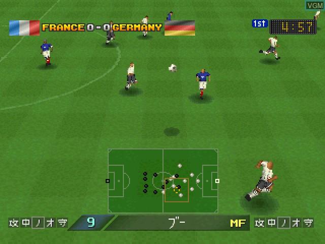 Dynamite Soccer 98