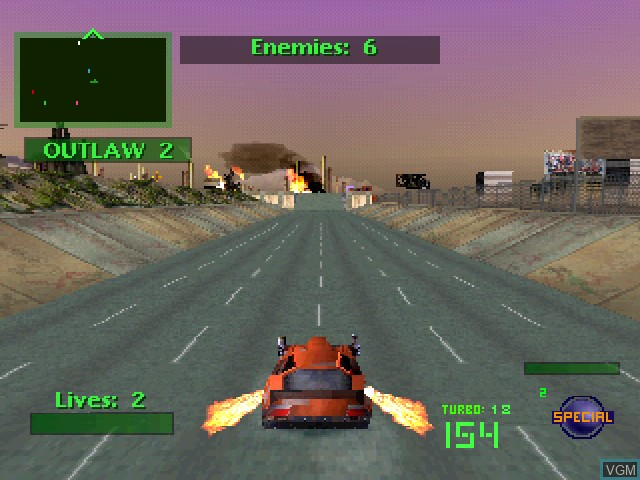 Twisted Metal - World Tour