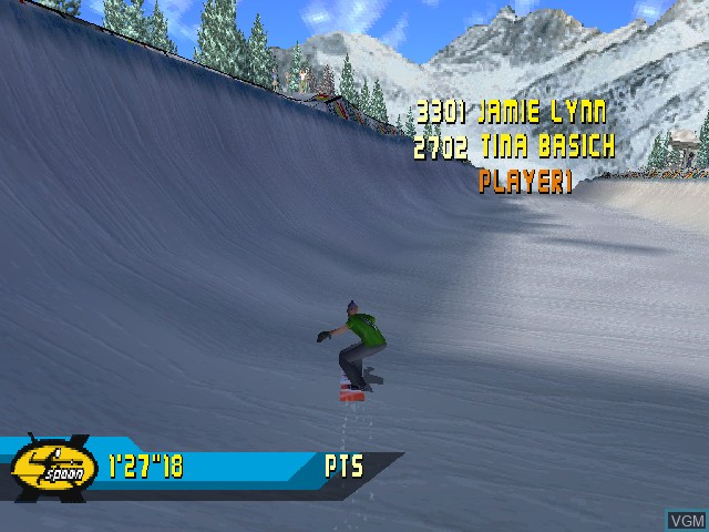 X Games Pro Boarder