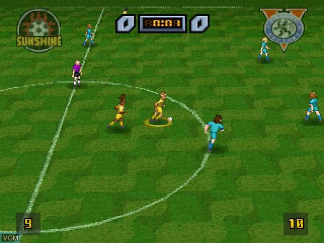 All Star Soccer