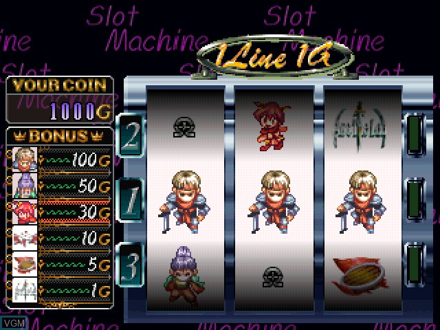 Arc the Lad - Monster Game with Casino Game