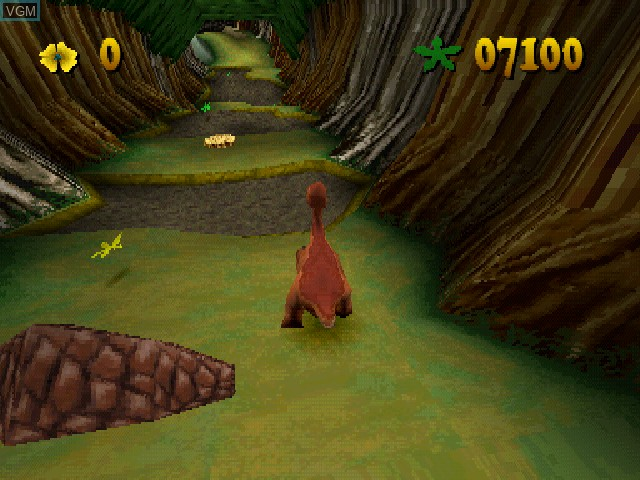 Land Before Time, The - Great Valley Racing Adventure