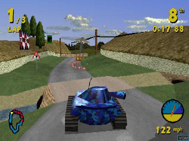 Tank Racer