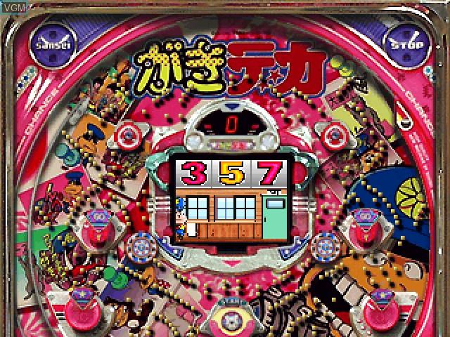Hissatsu Pachinko Station 6 - Gakideka & Jamaica