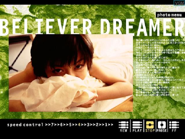 EPS Series Vol. 5 - Believer Dreamer - Junko Mizutani