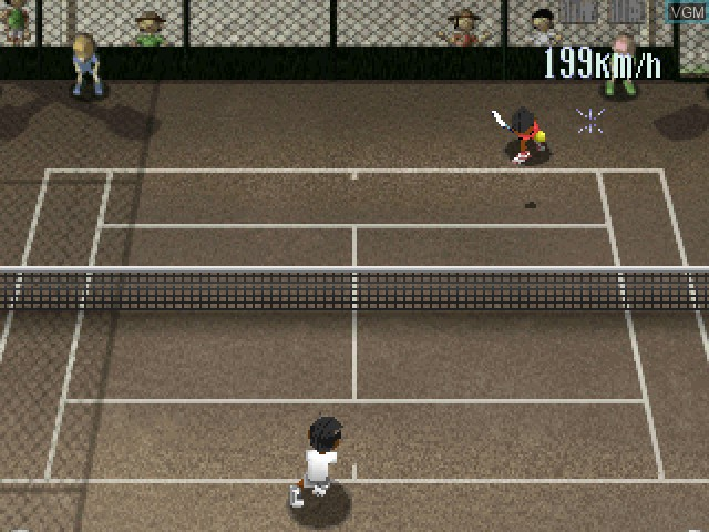 Love Game's - Wai Wai Tennis 2