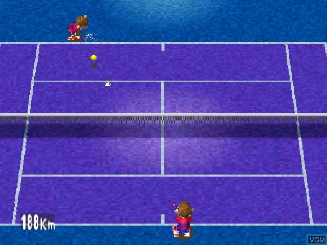 One Two Smash - Tanoshii Tennis